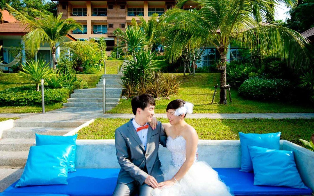 Palm Coco Mantra Koh Samui Pre-Wedding | Preview