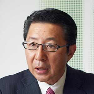 アシスト代表取締役社長 大塚辰男氏