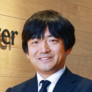 bitFlyer代表取締役 加納裕三氏