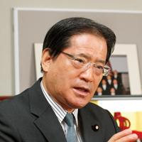 参議院議員 増子輝彦氏
