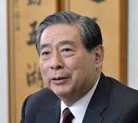 SBIホールディングス社長 北尾吉孝氏