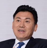三木谷浩史会長