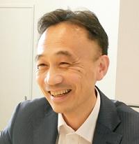 「東京五輪で革新的なソリューションを提供する」と語るビザ・ワールドワイド・ジャパンの山田昌之ディレクター