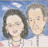 「健と結婚してよかったこと? 私の入るお墓ができたことよ」―宇津井文惠(クラブ「なつめ」オーナーマダム)