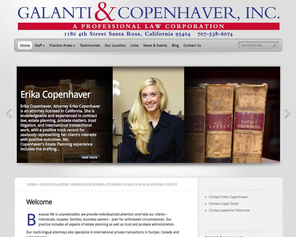 Galanti & Copenhaver, Inc.