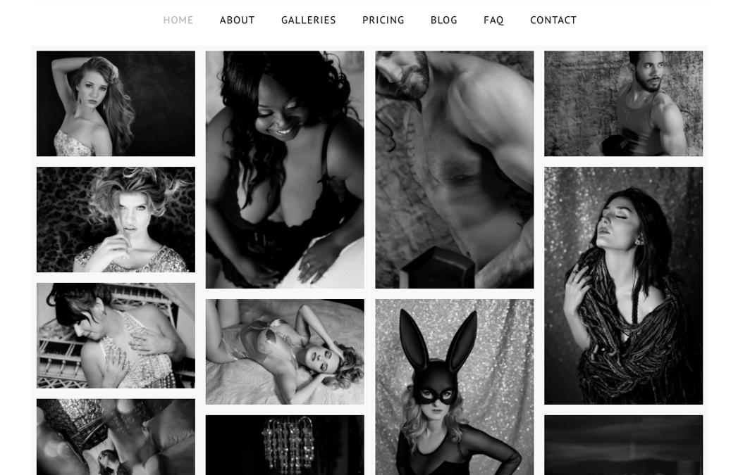 Eleons Boudoir, Glamour And Fitness Photography