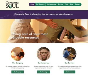 Corporate Soul Website