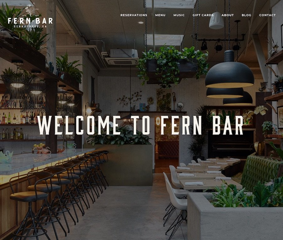 Fernbar Website Link