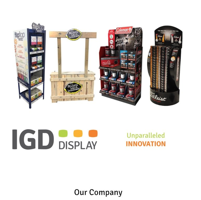 IGD Display Website