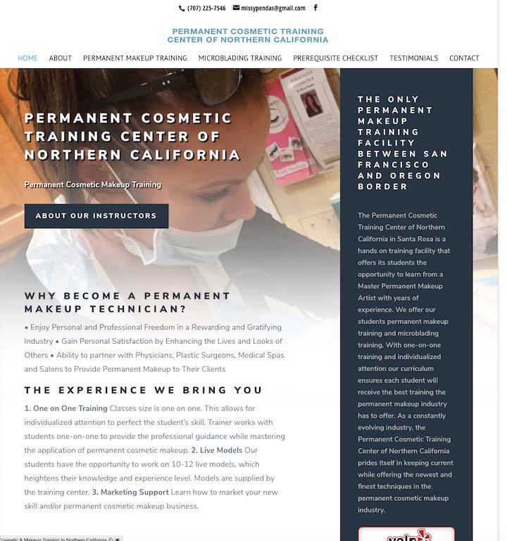 PCTCNC Website
