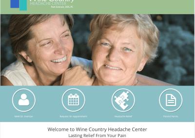 Wine Country Headache Center