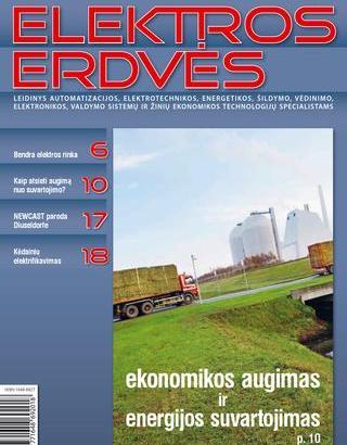 Žurnalas Elektros Erdvės Nr. 24 2009