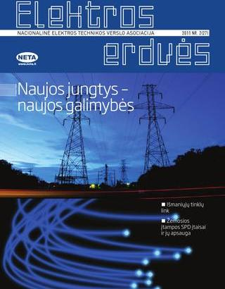 Žurnalas Elektros Erdvės Nr. 27 2011