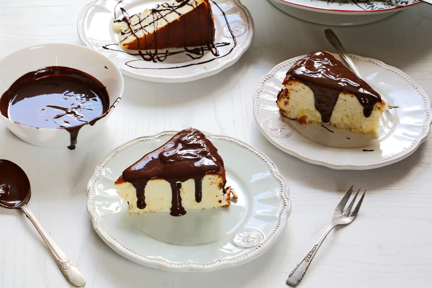The Best Low Fat Cheesecake