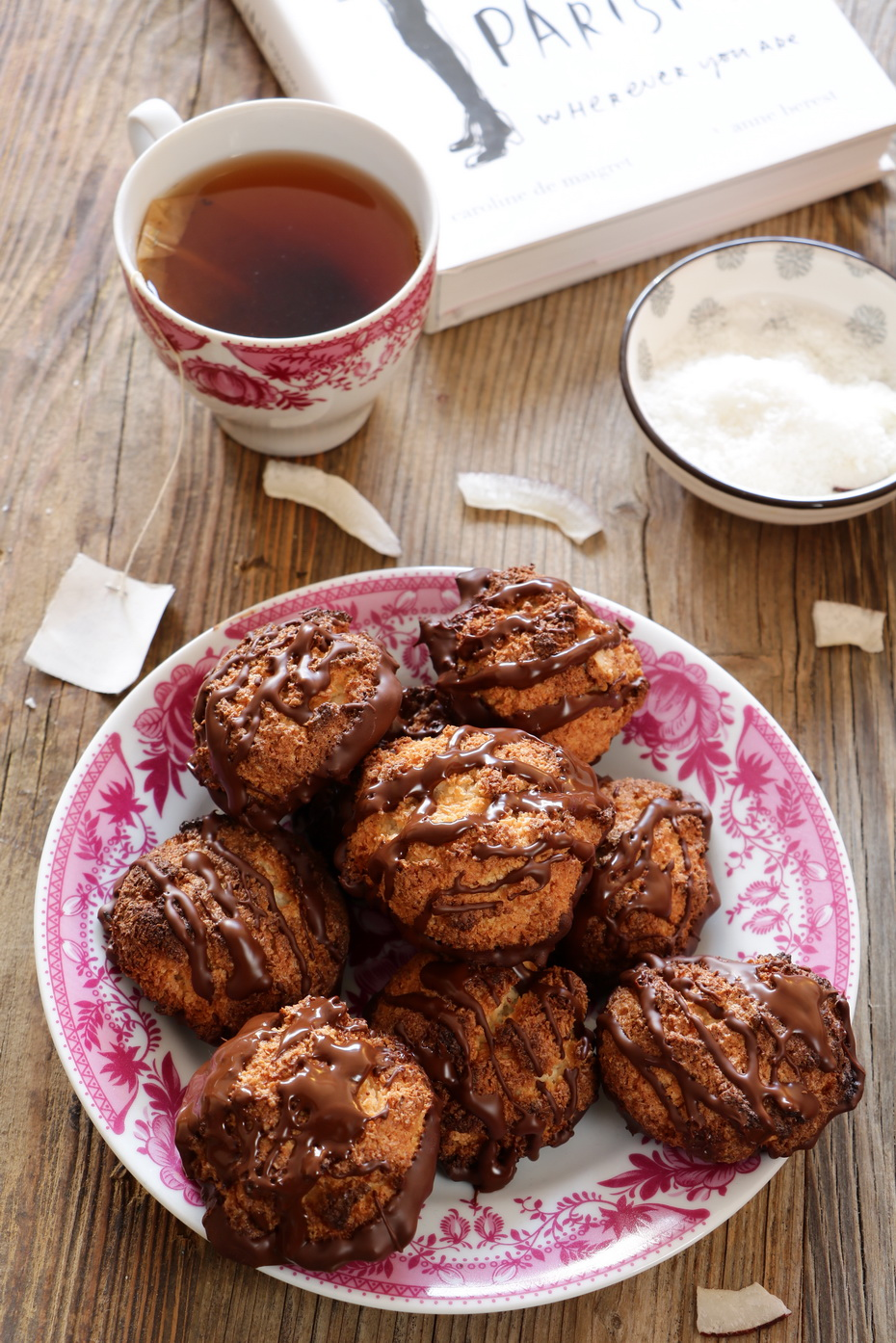 Easy Dairy free Gluten free Coconut Macaroons