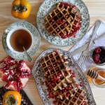 Quick and easy dairy free waffle recipe by Neta Cooks