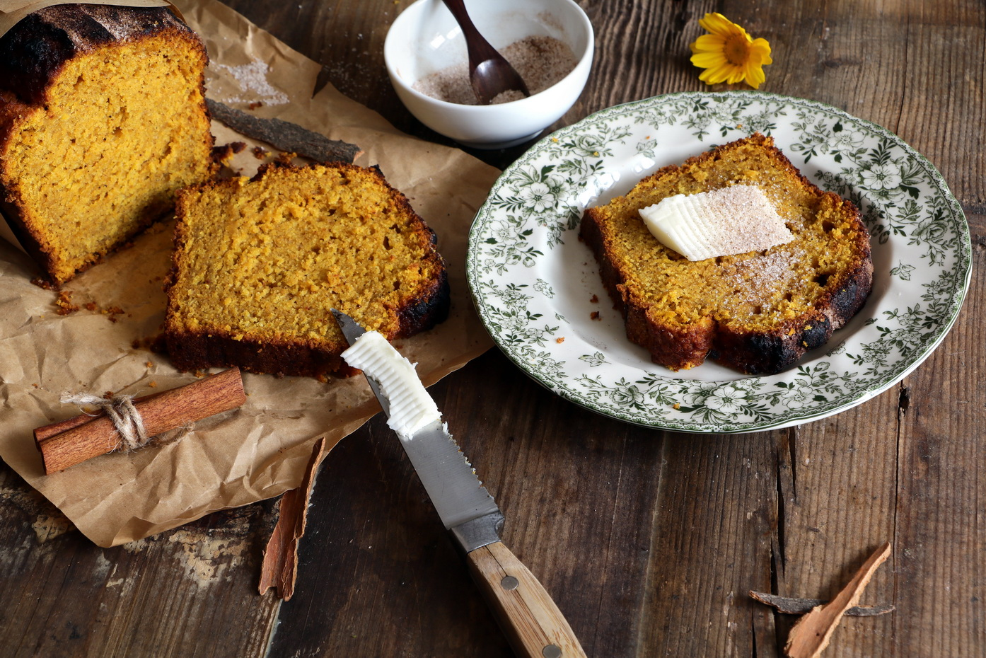 The Best Pumpkin Bread  Recipe I Ever Made