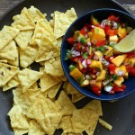 Quick and Simple Mango Salsa