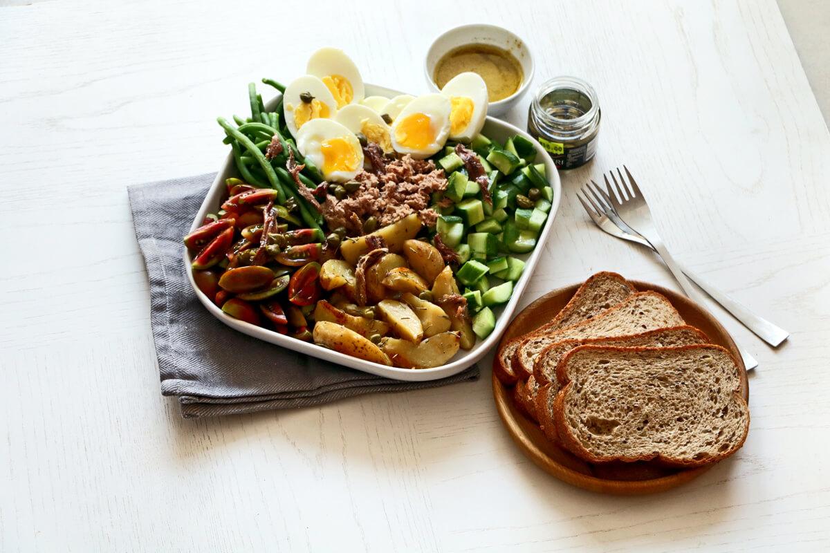 Classic Nicoise Salad Recipe