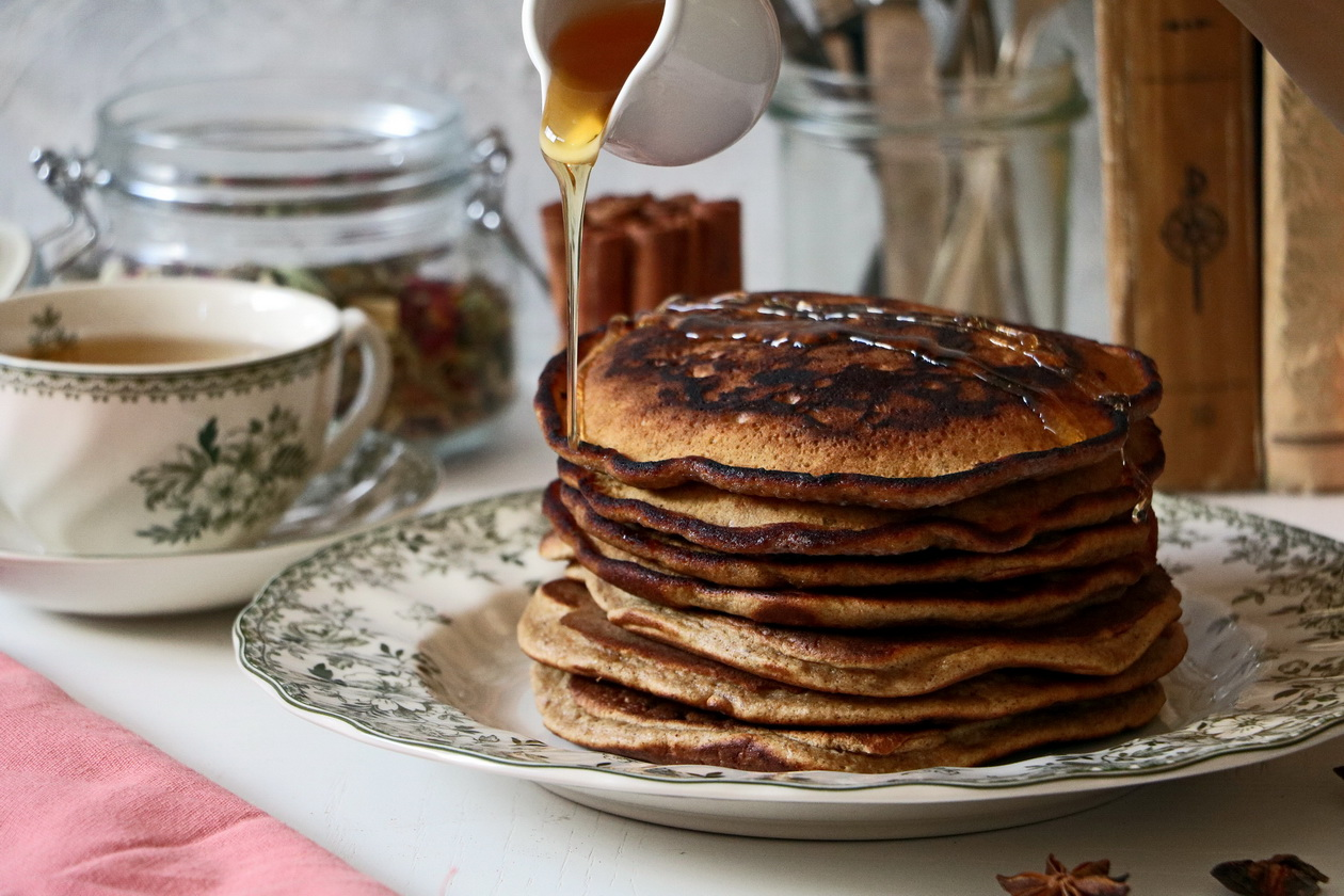Pumpkin Pancakes That are perfect for Thanksgiving Branch