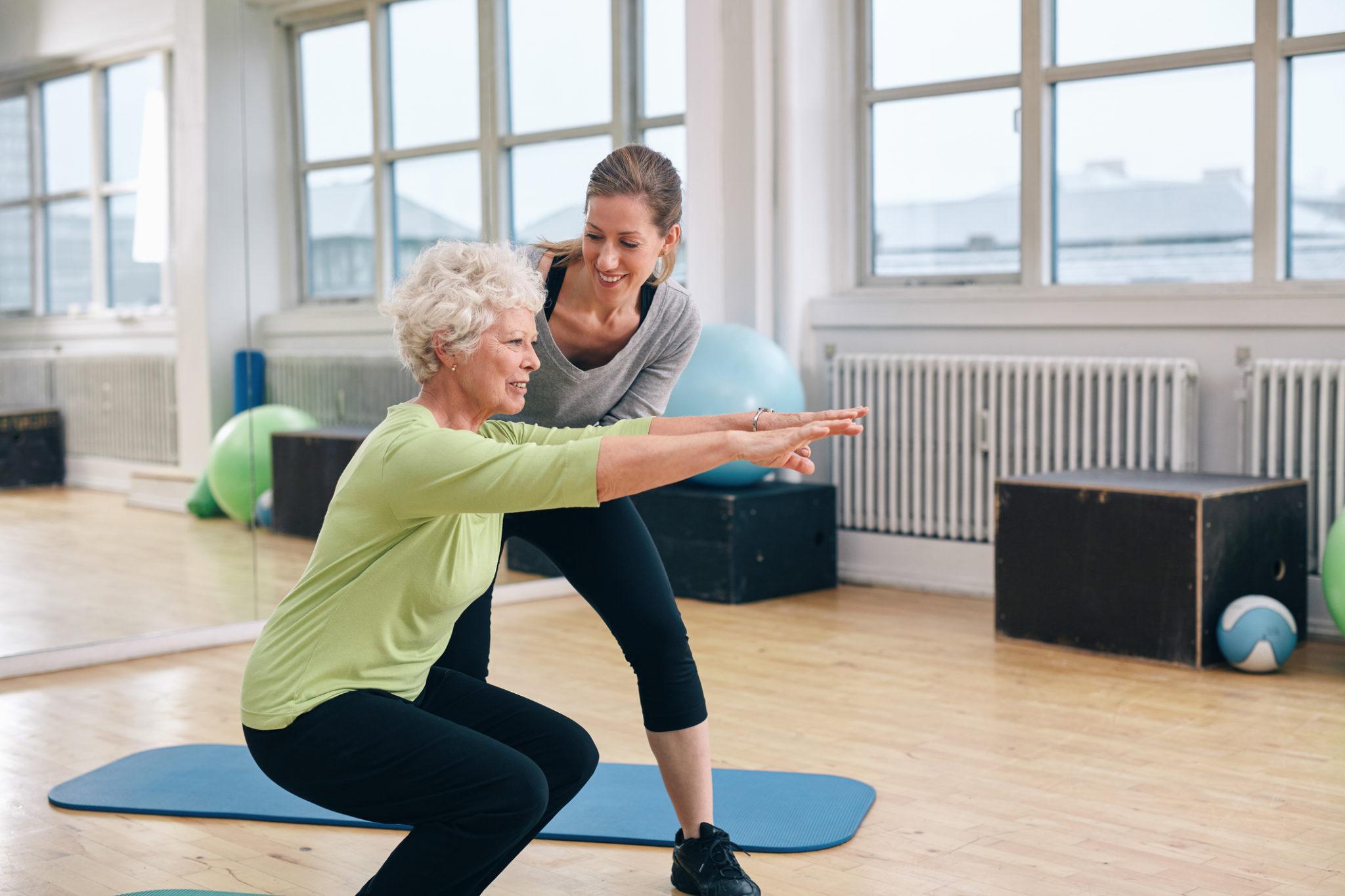 Senior Fitness Certification Training By Neta