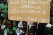 Burkina Faso : des centaines de manifestants protestent contre des délestages électriques