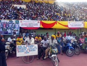 Le CDP a démontré aux yeux de ses adversaires sa capacité et sa force de frappe en matière de mobilisation