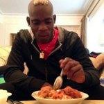Ghana: Balotelli renoue avec ses racines ghanéennes en Italie