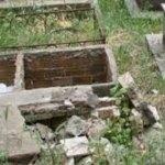 FAITS DIVERS: La tombe d'une femme a été profanée