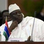 Le président gambien lance la chasse aux homos