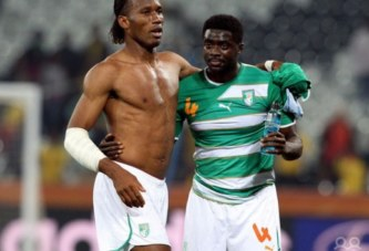 Yaya Touré «Voir un jour Kolo ou Drogba président de la FIF»