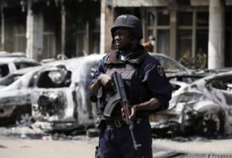 Attaque de Ouagadougou: des forces de sécurité sous-équipées et mal coordonnées