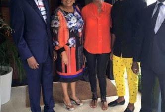 POLÉMIQUE: La photo du couple Eto'o et Blaise Compaoré qui divise la toil