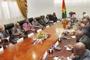COMMUNIQUE :Conseil des ministres