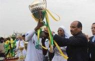 Insolite: Le président mauritanien arrête un match à la 65e minute