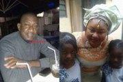 Un parent de Dioncounda tire à bout portanst sur sa femme à l'ACI 2000: Les fait