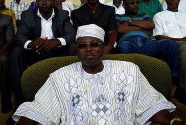 Burkina : Eddie Komboïgo, président du CDP, arrêté à Ouagadougou