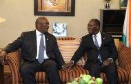 Roch Marc Christian KABORE à propos des relations entre le Burkina et la Côte d'Ivoire: Le passé doit être considéré comme passé(...) il faut consolider les relations entre les deux pays