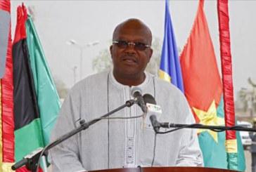 Roch Kaboré à propos des terroristes: «C'est mal connaitre le peuple burkinabè»