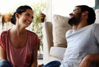 10 tests courants qu'une femme fait passer à un homme