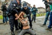 Des Femen en procès à Lille pour