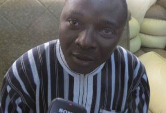 HAMIDOU DIPAMA, PRESIDENT DE L'UNION NATIONALE DES ADMINISTRATEURS CIVILS : « Restaurer l'autorité de l'Etat ne signifie pas l'usage exclusif de la force »