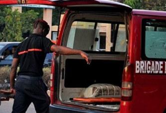 Banfora: 5 morts et 24 blessés dans une collision de voitures