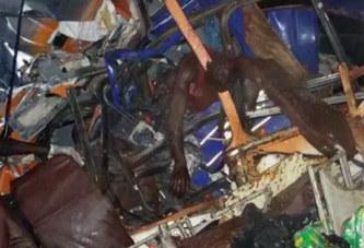 Ghana: Accident à Kintampo, «le moment avant la fatalité» selon un rescapé