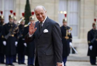 France : Laurent Fabius annonce son départ du gouvernement
