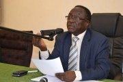 Pr Serge Théophile Balima à propos de la suspension de L'Evénement :Il ne faut jamais condamner quelqu'un sans l'avoir entendu