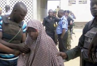 Boko haram : Une candidate au suicide parle