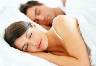 L'astuce simple pour vous endormir rapidement