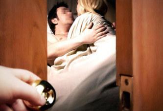 Les hommes qui trompent leur femme plus susceptibles de mourir pendant leurs rapports sexuels