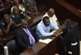 Procès de l'assassinat de Guéï Robert: Le procureur requiert la perpétuité contre Dogbo Blé et Séka Séka